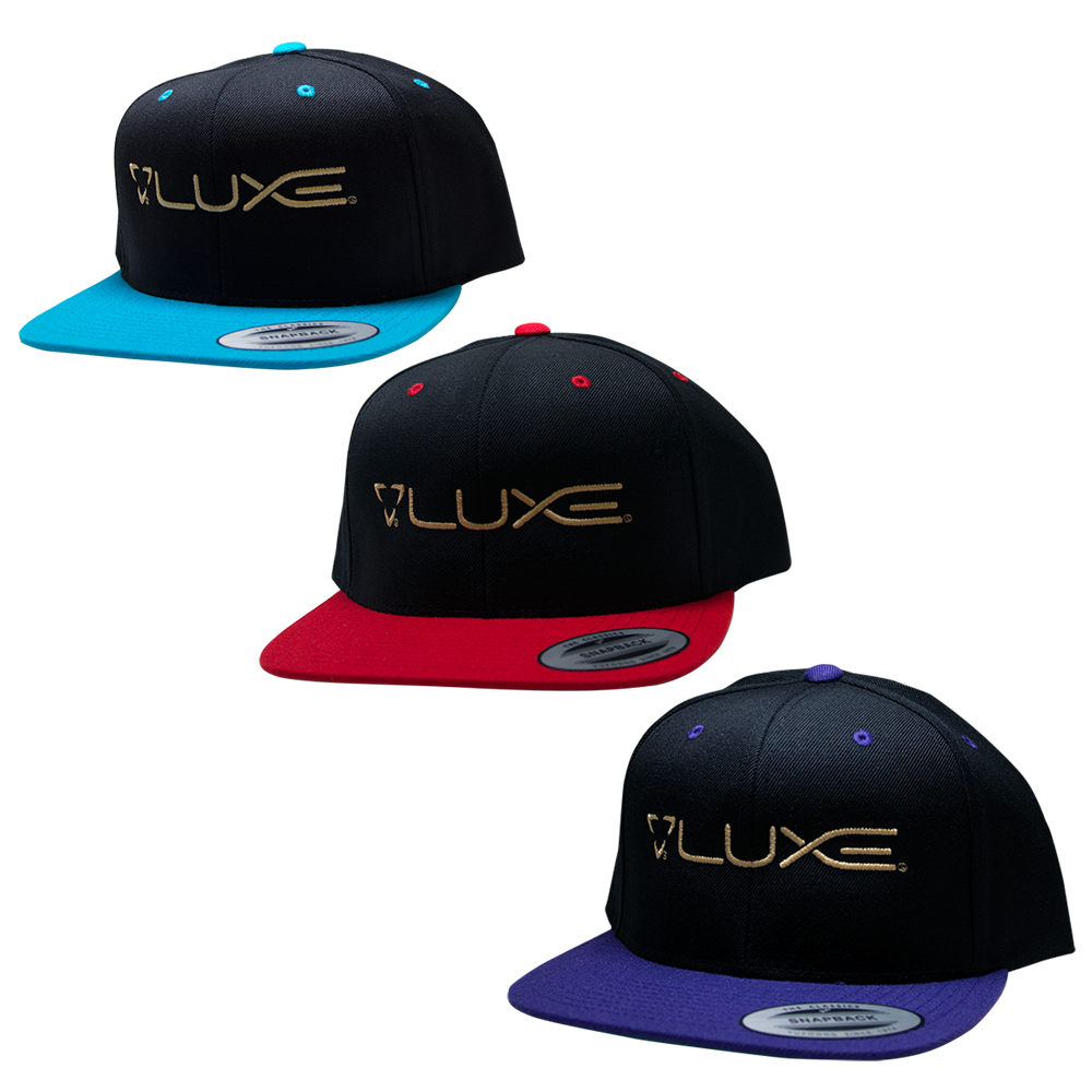 Luxe Paintball Snap Back Hats Forsale