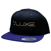 Luxe Paintball Hat Snap Back - Purple