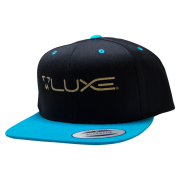 Luxe Paintball Hat Snap Back - Teal
