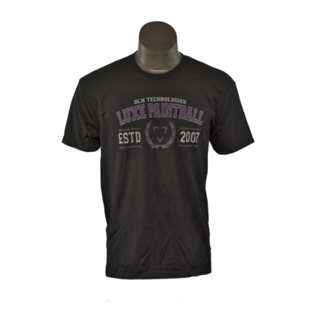 Luxe Paintball T-shirt - Established